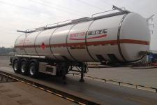 瑞江牌WL9402GRYC型易燃液体罐式运输半挂车