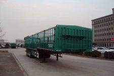 唐鸿重工牌XT9405CCYD型仓栅式运输半挂车图片