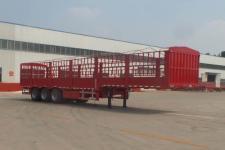 豫前通牌HQJ9400CCYE型仓栅式运输半挂车图片