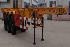 双富牌FJG9355TJZG型集装箱运输半挂车图片