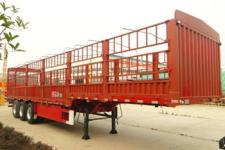 东润牌WSH9402CCYD型仓栅式运输半挂车图片