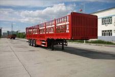 恒毅13米33.7吨3轴仓栅式运输半挂车(YHY9402CCY)