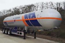 宏图牌HT9409GYQB4型液化气体运输半挂车图片