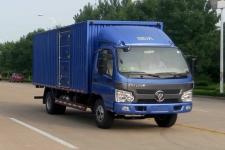 福田牌BJ5083XXY-FA型厢式运输车图片