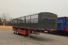 中集牌ZJV9400CCYDY型仓栅式运输半挂车