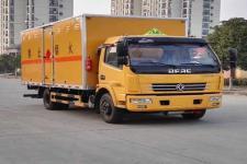 大力牌DLQ5110XRYP5型易燃液体厢式运输车图片