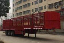 程力威牌CLW9401CCY型仓栅式运输半挂车