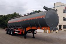 锡宇牌WXQ9351GRY型易燃液体罐式运输半挂车图片