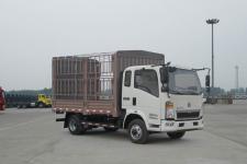 豪沃牌ZZ5047CCYG3415E143型仓栅式运输车图片