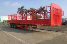 中集牌ZJV9404CCYSZ型仓栅式运输半挂车图片