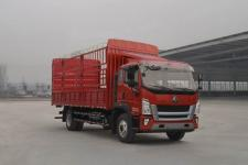 豪沃牌ZZ5187CCYG451DE1型仓栅式运输车图片