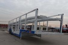 华梁天鸿13.6米13.5吨2轴乘用车辆运输半挂车(LJN9203TCC)