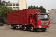 柳特神力牌LZT5250XXYP3K2E5L5T3A95型厢式运输车图片