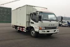 江淮牌HFC2043XXYP91K1C2V-S型越野厢式运输车图片