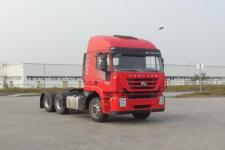红岩牌CQ4256HTVG334A型半挂牵引汽车图片
