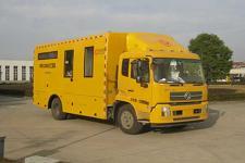 新环牌WX5120XGCV型工程车