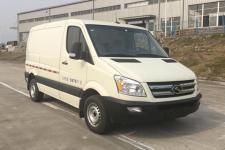 金龙牌XMQ5041XXY05型厢式运输车图片