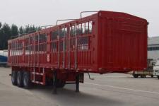 广通达牌JKQ9406CCY型仓栅式运输半挂车
