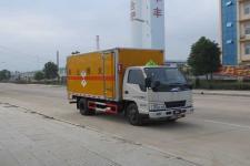 江特牌JDF5060XDGJ5型毒性和感染性物品厢式运输车
