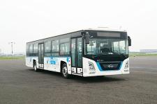 12米长江FDE6120PDABEV06纯电动城市客车