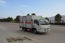 江特牌JDF5030XZWNJ5型杂项危险物品厢式运输车