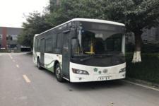 解放牌CA6930URHEV23型插电式混合动力城市客车