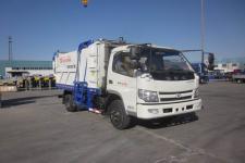 时风牌SSF5081ZZZJ64型自装卸式垃圾车