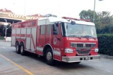 金猴牌SXT5300GXFPM120型泡沫消防车图片