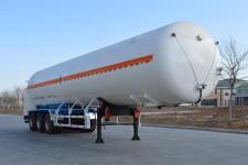 金碧13米24.6吨3轴低温液体运输半挂车(PJQ9403GDY)