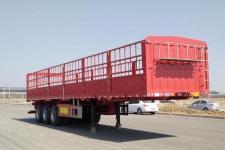 威正百业牌WZB9403CCY型仓栅式运输半挂车图片
