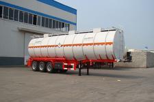盛润牌SKW9400GDG型毒性和感染性物品罐式运输半挂车图片