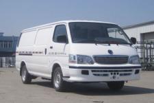 申龙牌SLK5030XXYBEV3S型纯电动厢式运输车