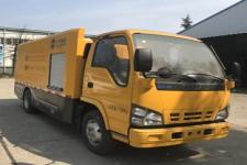 畅达牌NJ5076GQX型清洗车