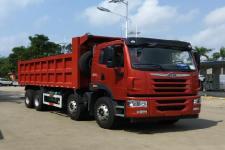 解放牌CA3312P2K2L3T4E5A80型平头柴油自卸汽车图片