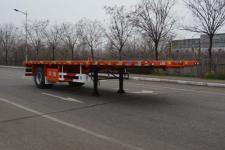 天骏德锦牌TJV9180TPBH型平板运输半挂车图片
