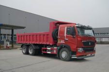 豪沃牌ZZ3257N464HE1型自卸汽车图片
