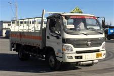 福田牌BJ5049TQP-A1型气瓶运输车