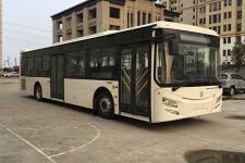 紫象牌HQK6119CHEVNG型插电式混合动力城市客车