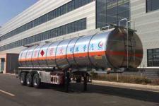 河海明珠牌MZC9404GRY型易燃液体罐式运输半挂车图片