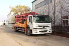 科尼乐牌KNL5203THB型混凝土泵车图片