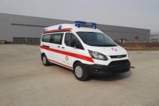 石煤牌SMJ5030XJH5型救护车