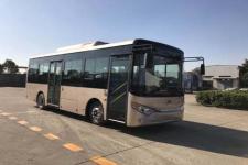 牡丹牌MD6811BEVG1型纯电动城市客车