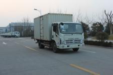 福田牌BJ5043XXY-AE型厢式运输车