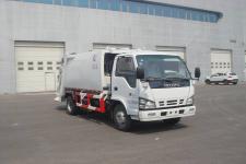 驰远牌BSP5075ZYS型压缩式垃圾车