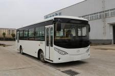 华中牌WH6801GBEV型纯电动城市客车