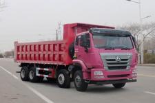 豪瀚牌ZZ3315N356WE1型自卸汽车