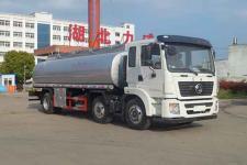 中汽力威牌HLW5255TGY5EQ型供液车