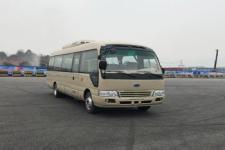 开沃牌NJL6806BEV12型纯电动客车图片