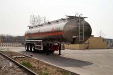 万事达牌SDW9400GRYB型铝合金易燃液体罐式运输半挂车