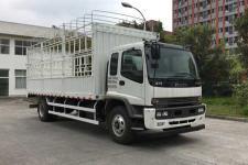 庆铃牌QL5160CCYVQFRJ型仓栅式运输车图片